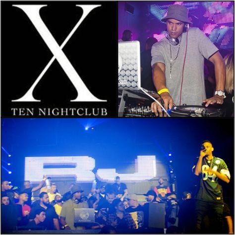 Djing X Nightclub Newport Beach Ca Dj Nightlife