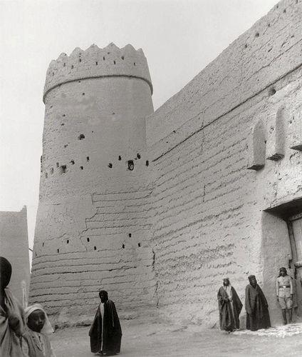 بوابه وبرج المصمك Saudi Arabia Culture Deserts Of The World Cultural Architecture