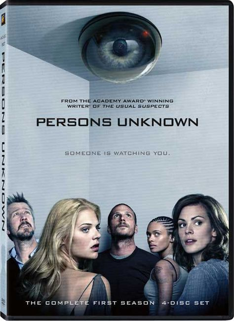 Persons Unknown Series De Tv Buenas Series Series