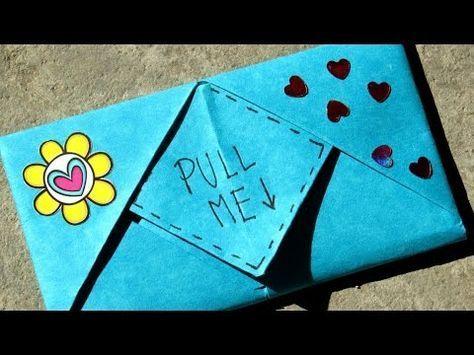 Como Doblar Cartas Como Doblar Hojas Para Regalar San Valentin 14 De Febrero Youtube Cartas Para Regalar Formas De Cartas Tarjetas Dobladas