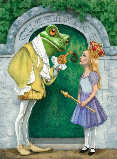 Alice Through The Looking Glass By Fernando Vincente Disney
