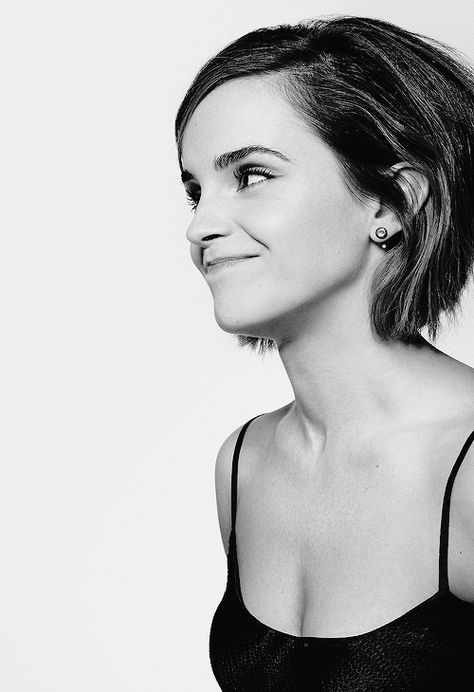 Emma Watson for Esquire Magazine 2016 - How exactly is she so stinkin' cute and pretty?! ;)