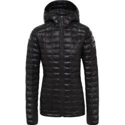 Winter Jackets For Women The Northface Ladies Quilted Jacket Thermoball Eco Hoodie Size S In Black T Winter Jackets Women Jackets For Women The North Face