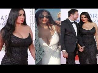بالصور بعد إنتقاد ملابسها المكشوفة زوجه أحمد الفيشاوي ترد بفستان أكثر جرأة White Formal Dress Formal Dresses Prom Dresses