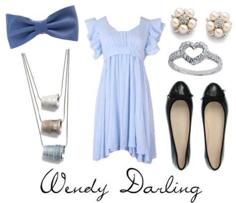 f354fd016e List of Pinterest wendy darling dress costumes disney bound pictures ...