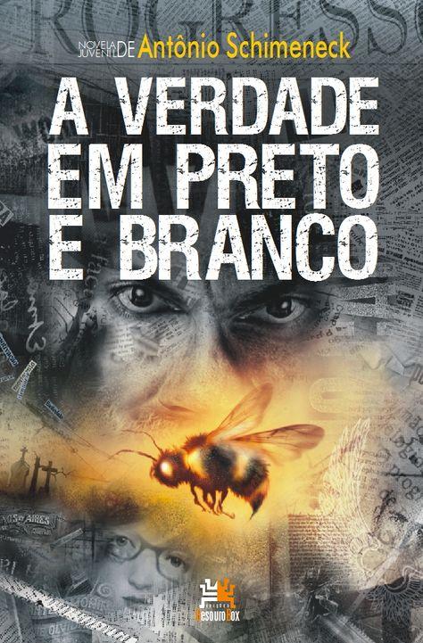 Capa Edicoes Besourobox 2015 Preto E Branco Verdades E Novelas