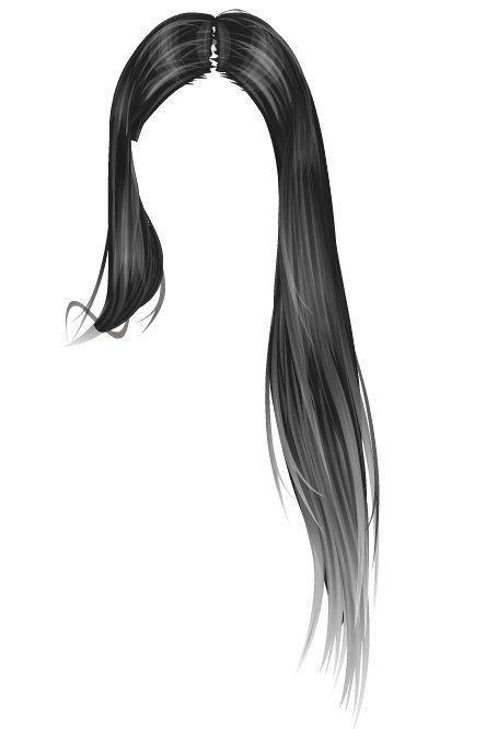Sem Titulo Fashion Illustration Hair Hair Illustration Girl Hair Drawing