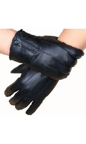 Men's Bespoke leather Dress gloves