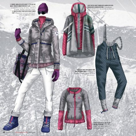 Inmouv - Lifestyle Sport Fashion Trend Forecast  A/W 2017/18