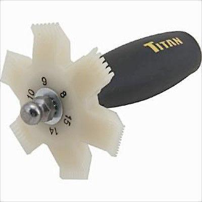 Ac Air Condition Radiator Condenser Condensor Coil Fin Comb Straightener Tool Air Conditioner Condensation Air Conditioning Repair