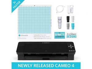 Silhouette Black Cameo 4 W 26 Oracal Glossy Sheets Guides 24 Sketch Pens And More In 2020 Swing Design Silhouette Cameo Oracal Vinyl