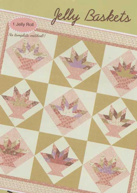 Buggy Barn Jelly Baskets Quilt
