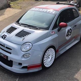 Image May Contain Car And Outdoor With Images Fiat 500 Car