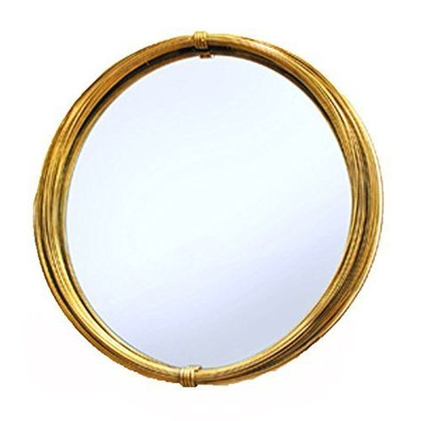 Culinary Concepts Round Gold Mirror Mirror Large Mirrors For Sale Ornate Mirror