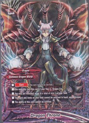 Other CCG Items 2535: Future Card Buddyfight - Dragon Throne