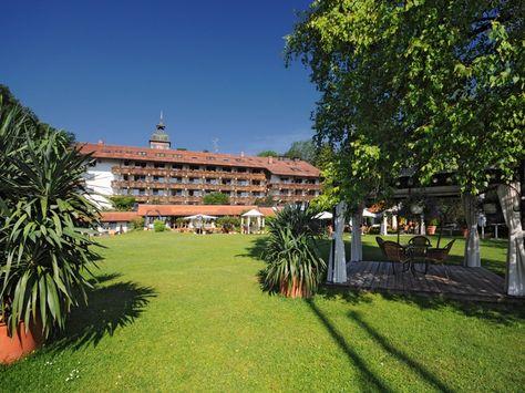 Yacht hotel Chiemsee in Prien