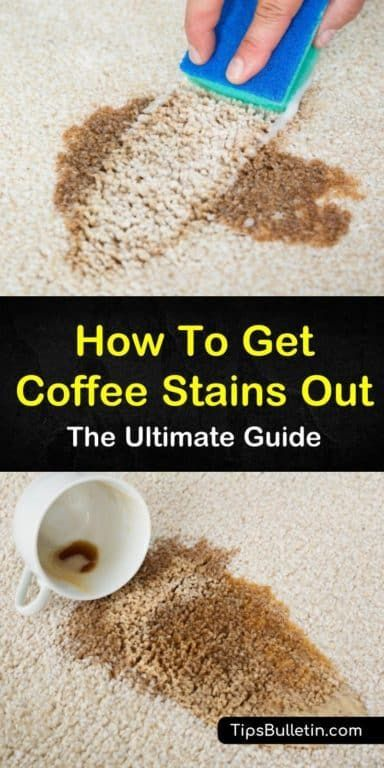 9 Clever Ways To Get Coffee Stains Out Coffee Staining Cleaning Hacks Coffee Stain Removal