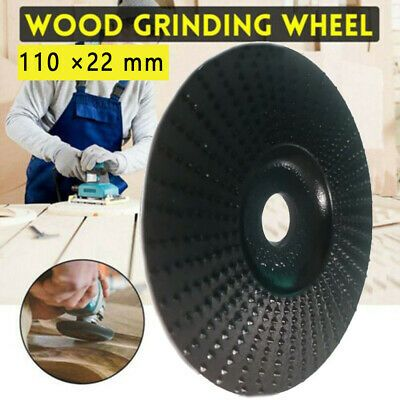 Details About 110mm Carbide Wood Sanding Carving Shaping Disc For Angle Grinder Grinding Wheel Angle Grinder High Carbon Steel Metal Working