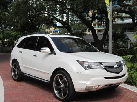 2007 Acura Mdx 4wd 4dr Tech Pkg Florida Aspen White 2007 Acura Mdx Luxury Awd Suv Tech Package V6 4x4 Ez To Ship 2017 2018 Is In Stock And For Sale 24carshop
