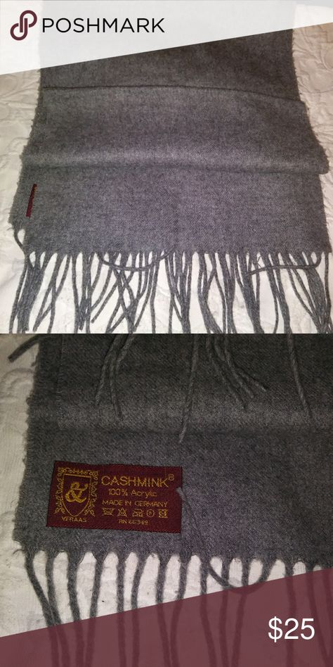 V Fraas Scarf Excellent condition clean 100% Acrylic V. FRAAS Accessories Scarves & Wraps