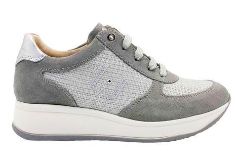 premium selection 00e23 e5f0a Liu Jo Girl L4A4 20376 0491X104 Grigio Sneakers Scarpe Donna ...