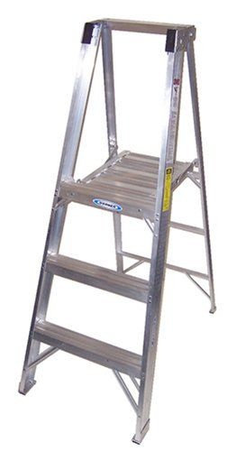 Werner 8 Ft 10 Ft 22 5 In X 54 In Energy Seal Aluminum Attic Ladder Universal Fit With 375 Lb Maximum Load Capacity Ae2210 The Home Depot