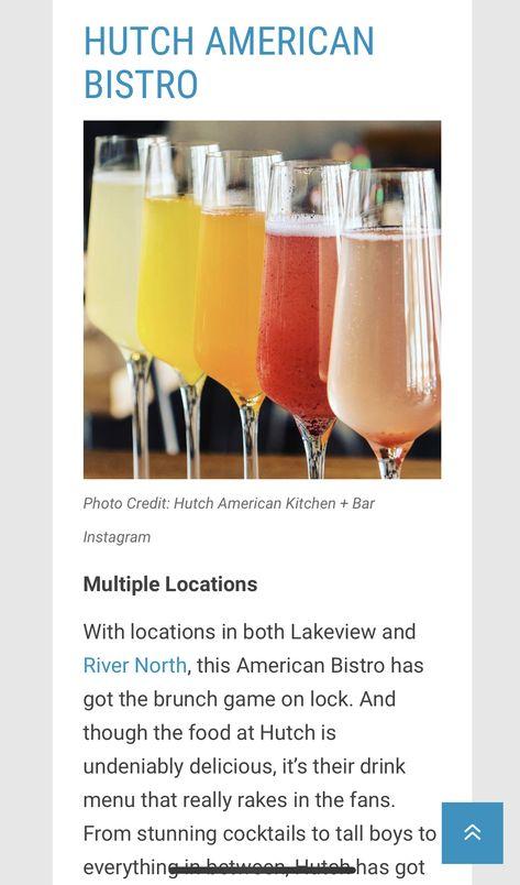 Pin By Sonya On Restaurants Chicago Drink Menu Chicago Restaurants American Kitchen