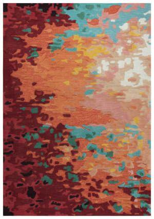 Rizzy Connie Post Cnp101 Orange Area Rug Orange Area Rug Area Rugs Carpets Area Rugs