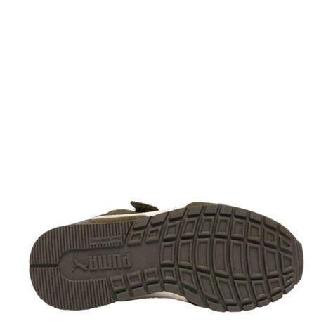 Puma ST Runner suède sneakers groen - Groen