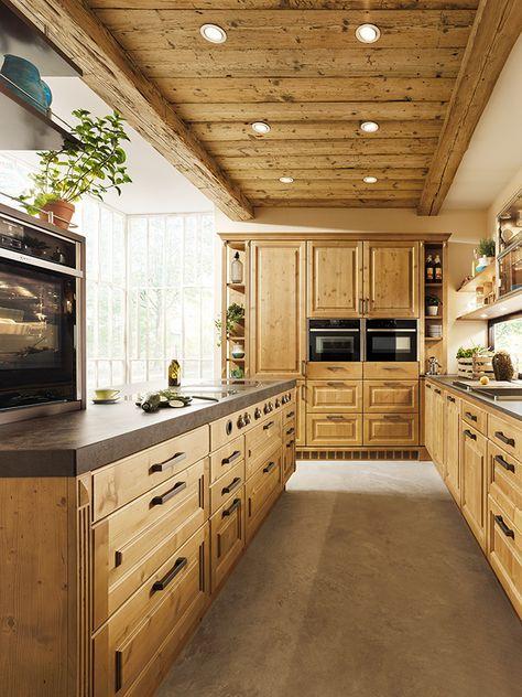 Breitschopf macht ihre Küche | → Rustika modern art ... | {Küchen modern art 6}
