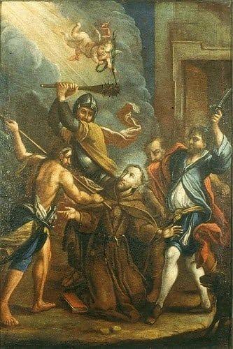 シグマリンゲンの聖フィデリス司祭殉教者St.FidelisMart.記念日4月 ...