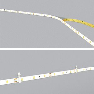 Waterproof Led Strip Lights Kit 6000k Cool White 12v Flexible Led Rope With 450 Units 2835 Leds Led Strip Lighting Strip Lighting Led Rope Lights