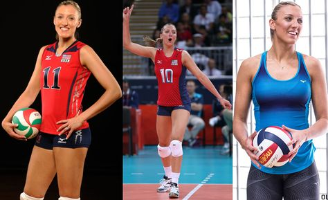 Top 10 Hottest Female Indoor volleyball Players – DummySports