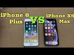 Difference Between Iphone 8 Plus And Xs Max Size Comparison Google Search Iphone 8 Plus Iphone 8 Iphone
