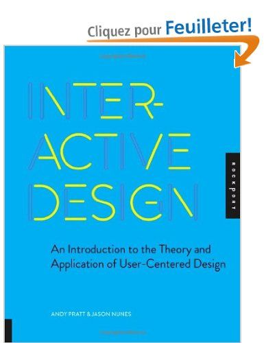 Interactive Design Amazon Fr Andy Pratt Jason Nunes