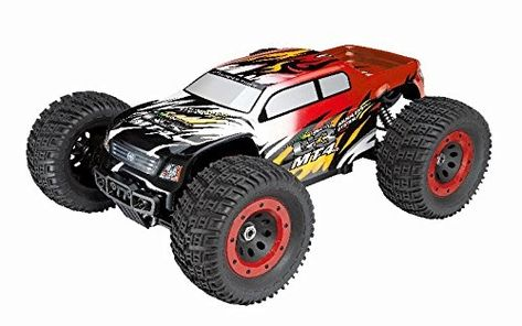 Thunder Tiger 6401 F111 Mt4 G3 Ep Brushless 2 4g 1 8 Scale Red