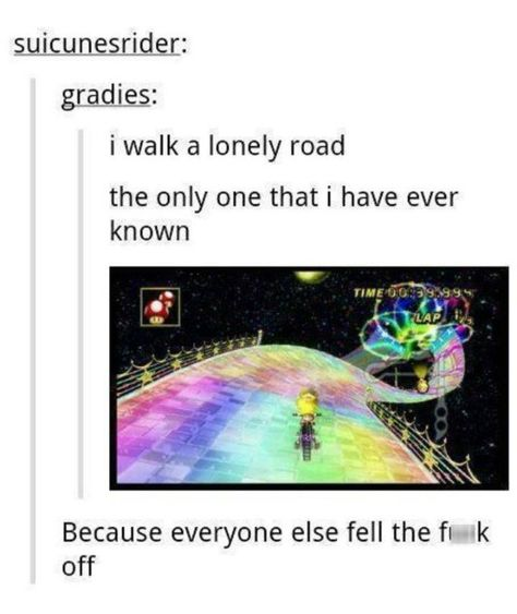 A Little More Green (Day) on This Rainbow Road