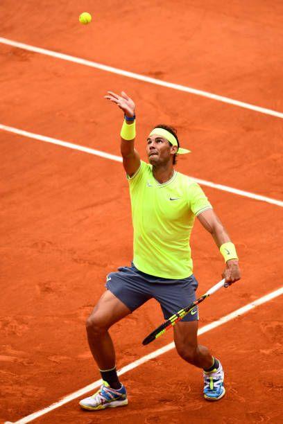 Rafael Nadal French Open 2019 Rafael Nadal Wallpaper Rafael Nadal Girlfriend Rafael Nadal Serve Tennis Outfit B Rafael Nadal Tennis Workout Babolat Tennis