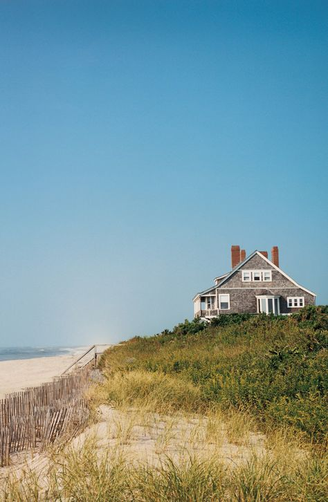 Dreaming of crisp air, cloudless skies and weekends at the beach house
