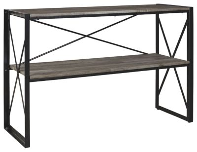 Signature Design Harzoni Sofa Table Ashley Furniture T314 4 Wooden Console Table Sofa Table Sofa Tables