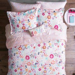 Sonoma Goods For Life Kids Floral Whimsy Bedding Set Little