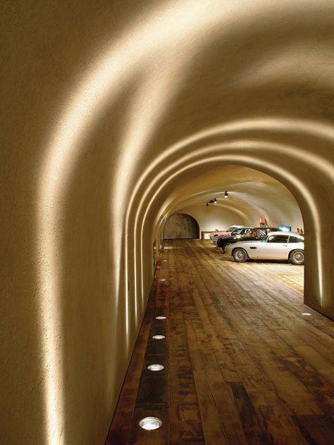 Chalet Brickell U2013 A Luxurious And Enchanting Alpine Getaway In Megève |  Underground Garage, Garage Design And House
