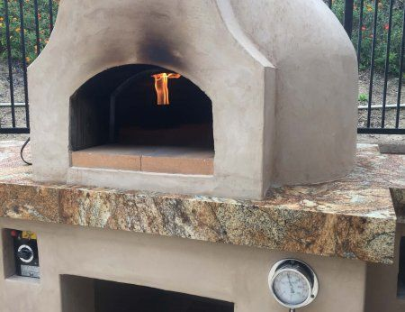 Casa80 Home Pizza Oven Kit Gas Or Wood Pizza Oven Kits Home