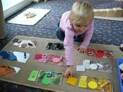 Beliebt Bildergebnis für montessori material selber machen kindergarten ZR93