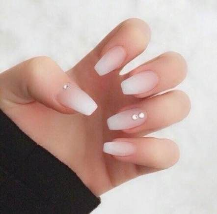 Best Ombre French Manicure Acrylic Simple Ideas Beauty Nails Design Stylish Nails Designs Trendy Nail Art Designs