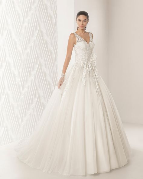 c79a8411c6 List of Pinterest rosa clara fiesta tulle bridal collection pictures ...