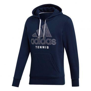 adidas Category Graphic Hoody tennistrui heren collegiate ...