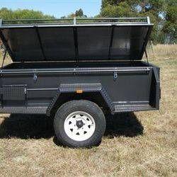 trailer tent rental australia
