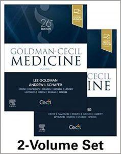 Ebook Goldman Cecil Medicine 2 Volume Set Cecil Textbook Of