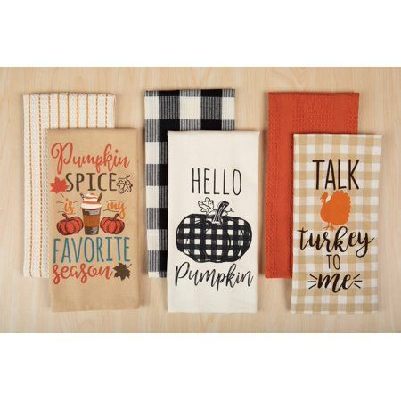 Home Harvest Kitchen Towel Set Kitchen Towel Set